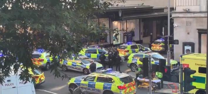 επίθεση στο Λονδίνο/Φωτογραφία: Twitter