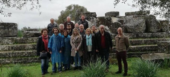 Φωτογραφία: Facabook- Oπαδοί του Σώρρα στο Αγρίνιο