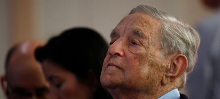 Ο Αμερικανός δισεκατομμυριούχος μεγαλοεπενδυτής Τζορτζ Σόρος (Φωτογραφία: ΑΡ)