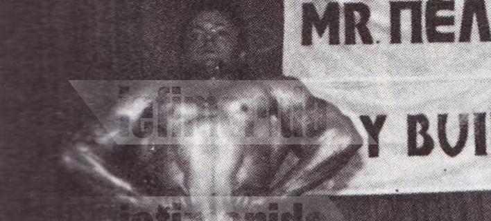 Ο χορός του Αρτέμη Σώρρα σε διαγωνισμό bodybuilding -Υπό τους ήχους του «ύμνου» των «9 1/2 εβδομάδων» [βίντεο]