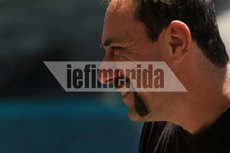 Ο Ελληνας δύτης Μάκης Σωτηρόπουλος ανανέωσε το ραντεβού του με τον Σάντον