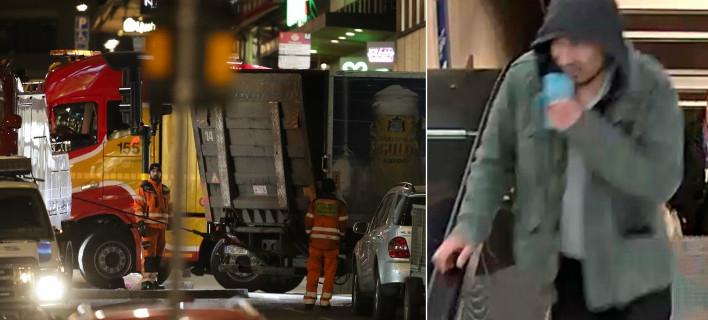 Σουηδία: Συνέλαβαν τον οδηγό που σκόρπισε τον θάνατο με το φορτηγό