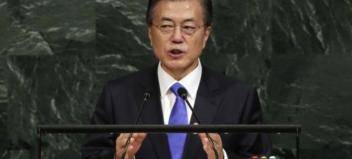 Φωτογραφία: Η Σεούλ δεν θέλει την κατάρρευση της Βόρειας Κορέας/Associated Press