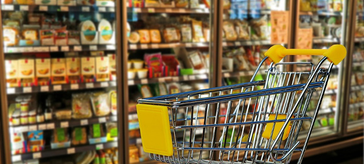 Νέα υποχώρηση αναμένεται και φέτος στο μηνιαίο καλάθι αγορών του καταναλωτη/Φωτογραφία: Pixabay