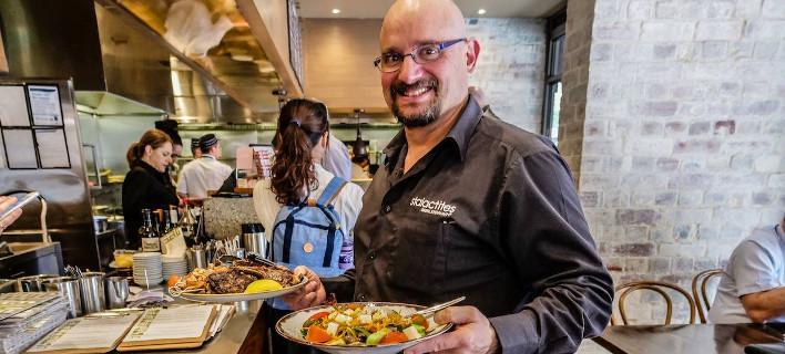 Μοσχομυριστά πιάτα στο εστιατόριο Stalactites / Φωτογραφία: Facebook