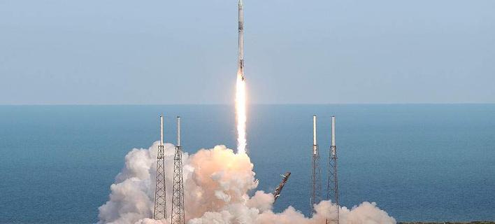 Εκτοξεύθηκε το διαστημικό «σκουπιδιάρικο» RemoveDebris