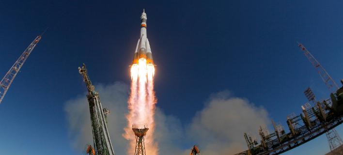 Η Ρωσία σχεδιάζει αποστολή με προορισμό τον Διεθνή Διαστημικό Σταθμό / φωτογραφία: ap