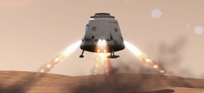 Ανθρωποι στον Αρη σε 12 χρόνια: Τι σχεδιάζει το φιλόδοξο πρόγραμμα Space X