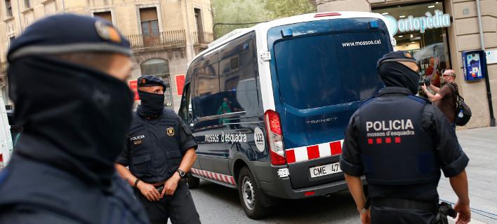 Οι ισπανικές αρχές ειδοποίησαν τη Γαλλία για ύποπτο όχημα -Αναζητείται ο οδηγός του