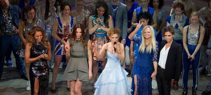 Οι SpiceGirls σε φωτογραφία του 2012 (Φωτογραφία αρχείου: ΑΡ)