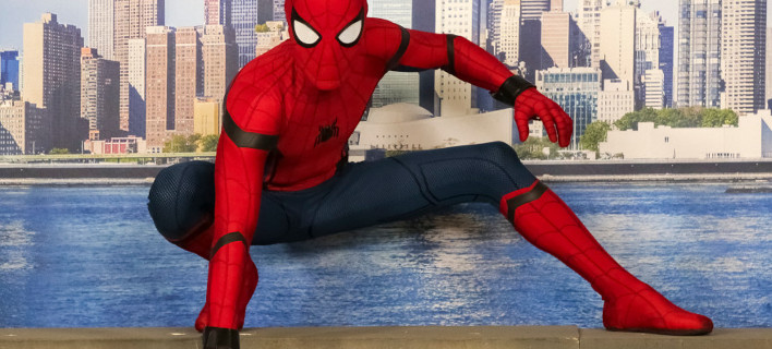 Spiderman /Φωτογραφία Αρχείου: Shutterstock