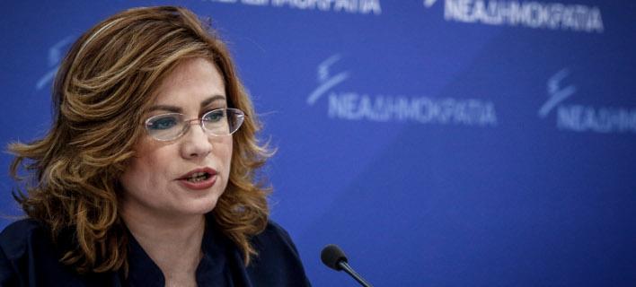 Σπυράκη: Η κυβέρνηση επιχειρεί να εργαλειοποιήσει οτιδήποτε υπάρχει στη διάθεσή της