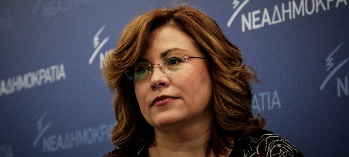 Σπυράκη: Το θέμα δεν είναι η επίλυση του ονόματος, αλλά μια συνταγματικά διασφαλισμένη λύση