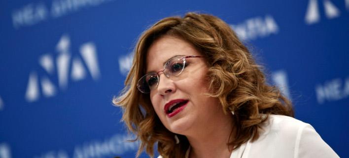 Μαρία Σπυράκη, Φωτογραφία: IntimeNews