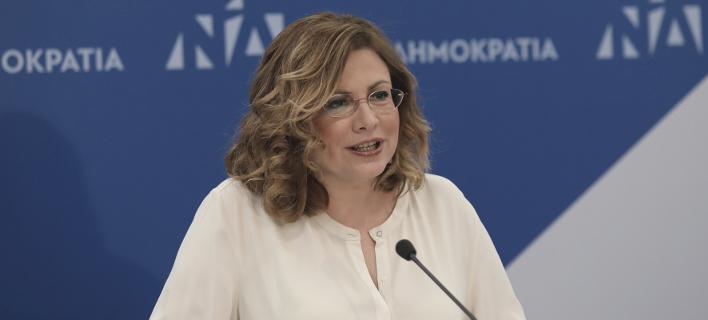 Μαρία Σπυράκη/ Φωτογραφία: ΙΝΤΙΜΕ ΝΕWS/ ΛΙΑΚΟΣ ΓΙΑΝΝΗΣ