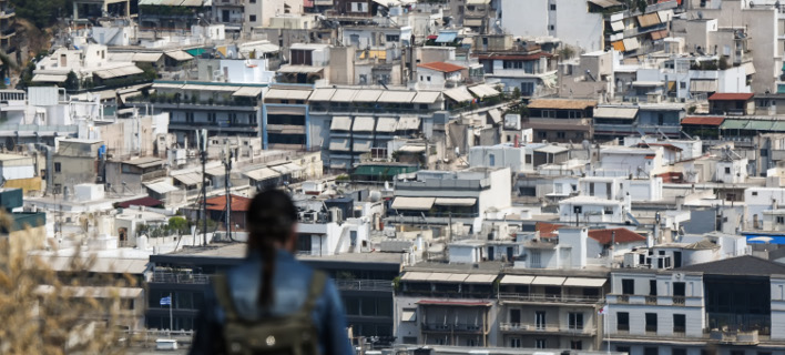 4 στους 10 διαθέτουν πάνω από το 40% του εισοδήματός τους για τις ανάγκες στέγασης / Φωτογραφία: Intimenews/ΧΑΛΚΙΟΠΟΥΛΟΣ ΝΙΚΟΣ