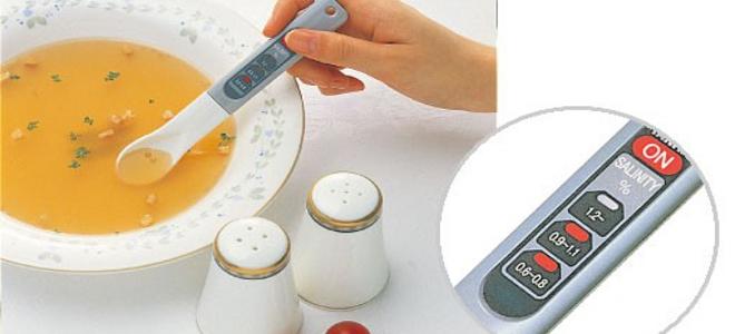 Ιαπωνία,κουτάλι,αλμυρό,φαγητό,έλεγχος,εφεύρεση,μαγείρεμα,εστιατόριο