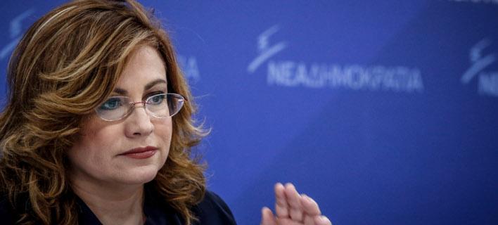 Μαρία Σπυράκη (Φωτογραφία: EUROKINISSI/ΓΙΩΡΓΟΣ ΚΟΝΤΑΡΙΝΗΣ)