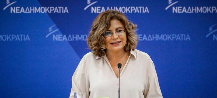 Η Μαρία Σπυράκη/Φωτογραφία: Eurokinissi