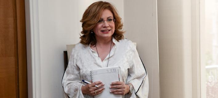 Μαρία Σπυράκη (Φωτογραφία: IntimeNews/ΤΖΑΜΑΡΟΣ ΠΑΝΑΓΙΩΤΗΣ)
