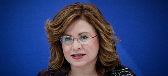 Σπυράκη: Το Κίνημα Αλλαγής οφείλει να πάρει θέση στην πρόταση Μητσοτάκη για συνταγματική αναθεώρηση