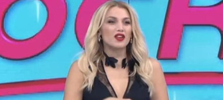 Η Κωνσταντίνα Σπυροπούλου