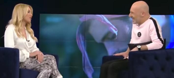 Η Κωνσταντίνα Σπυροπούλου μίλησε για όλα στον Νίκο Μουτσινά