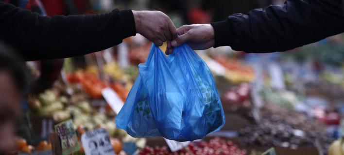 Πλαστική σακούλα/Φωτογραφία: IntimeNews