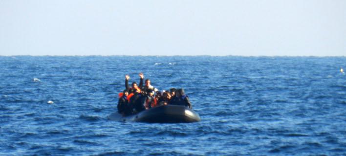Μετανάστες/Φωτογραφία Αρχείου: Eurokinissi