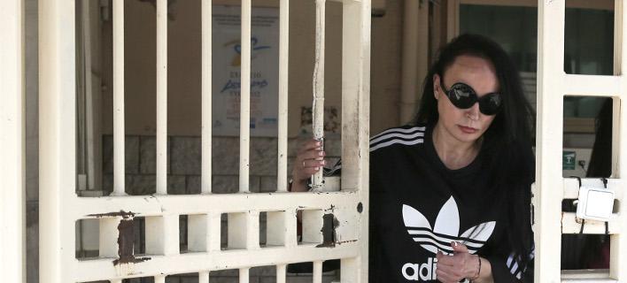 Αίτημα αποφυλάκισης κατέθεσαν με το «καλημέρα» Βίκυ Σταμάτη και Αρετή Τσοχατζοπούλου