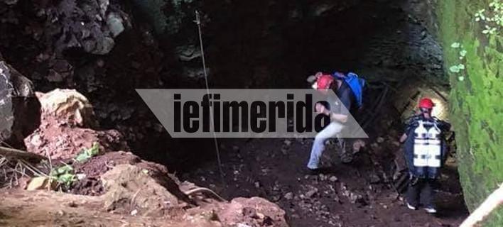 Ο σπηλαιοδύτης-ήρωας της Ταϊλάνδης ήταν στην Κεφαλονιά -Εξερευνούσε το σπήλαιο της Βρύσπας [εικόνες & βίντεο]