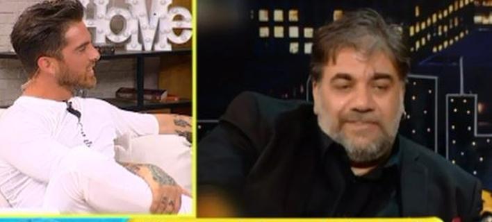 Ο Σταρόβας «την είπε» on air στον Δώρο του Power of love