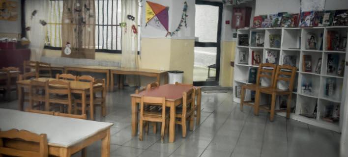 Κλειστοί τη Δευτέρα οι δημοτικοί παιδικοί σταθμοί (Φωτογραφία: EUROKINISSI/ΤΑΤΙΑΝΑ ΜΠΟΛΑΡΗ)