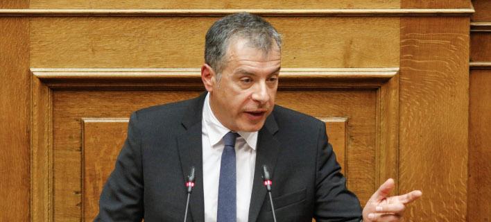 Θεοδωράκης: Δεν είμαστε ρεζέρβες του Τσίπρα, δεν μας ενδιαφέρει να αντικαταστήσουμε τον Καμμένο