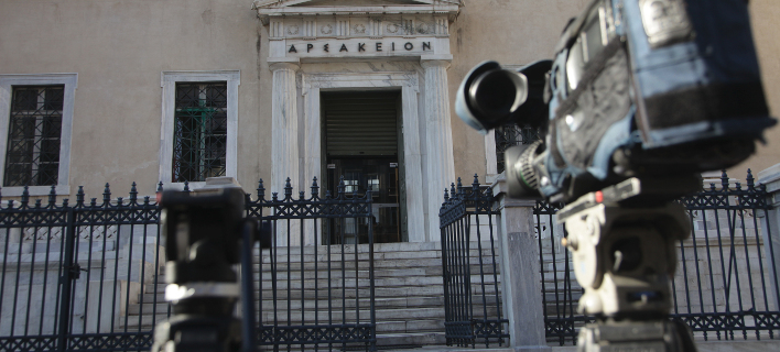 Φωτογραφία: Eurokinissi/ Σήμερα στο ΣτΕ η προσφυγή τεσσάρων καναλιών για τις τηλεοπτικές άδειες