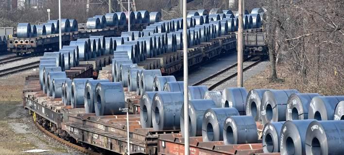 Οι κυρώσεις ΗΠΑ στη ρωσική Rusal εκτόξευσαν τις τιμές του αλουμινίου/Φωτογραφία: AP