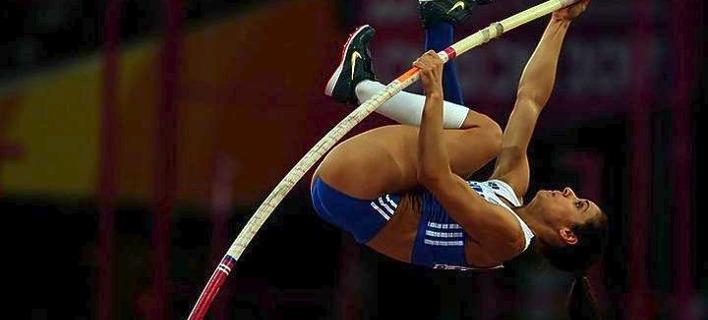Η Στεφανίδη σημείωσε στο Λιέβεν την 18η σερί νίκη της