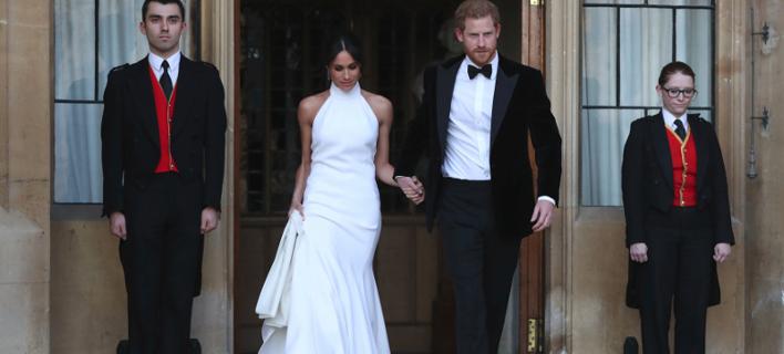 Μέγκαν Μαρκλ- Πρίγκιπας Χάρι/ Φωτογραφία:AP