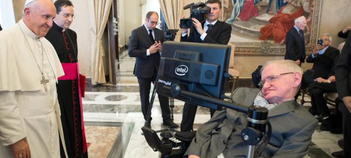 Φωτογραφία: ΑP- OSSERVATORE ROMANO PRESS OFFICE