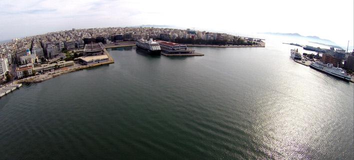 Η Ένωση Ελλήνων Εφοπλιστών χαιρετίζει την αρχική στρατηγική του IMO για τη μείωση των εκπομπών αερίων θερμοκηπίου στα πλοία /Φωτογραφία: Eurokinissi