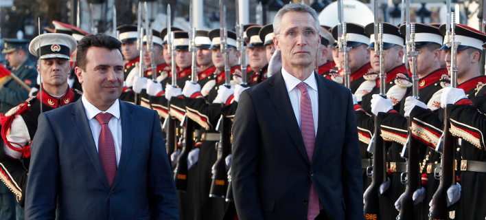 Επικοινωνία Τσίπρα-Στόλτενμπεργκ για τα Σκόπια -Να τηρηθεί η συμφωνία του Βουκουρεστίου ζήτησε ο πρωθυπουργός