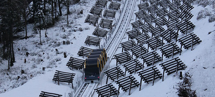 Υπάρχουν περισσότερα από 500 τελεφερίκ στην Ελβετία, Φωτογραφίες: wikipedia