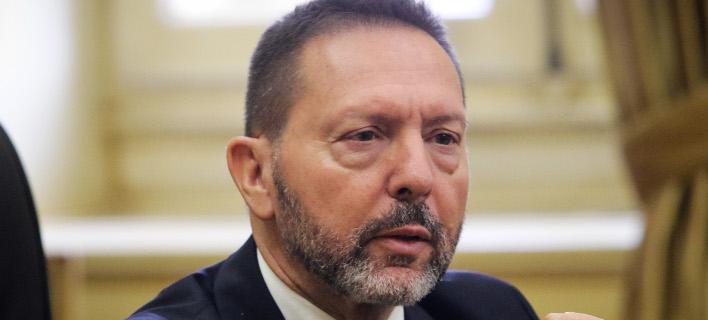 Ο διοικητής της Τράπεζας της Ελλάδας, Γιάννης Στουρνάρας / Φωτογραφία: Eurokinissi