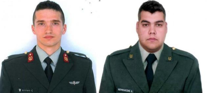 Σε βαρύ κλίμα το επισκεπτήριο των δύο Ελλήνων στρατιωτικών στην Αδριανούπολη