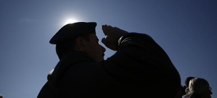 Δύο στρατιώτες τραυματίστηκαν στη Σύμη/ Φωτογραφία αρχείου: EUROKINISSI