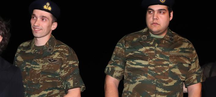 Στρατοδικείο για Μητρετώδη-Κούκλατζη  (Φωτογραφία: MOTIONTEAM/ ΦΑΝΗ ΤΡΥΨΑΝΗ)