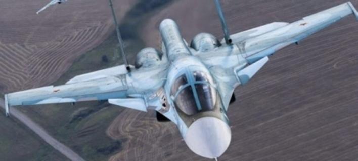 Υπερηχητικές πτήσεις στη στρατόσφαιρα από το νέο ρωσικό βομβαρδιστικό Su-34