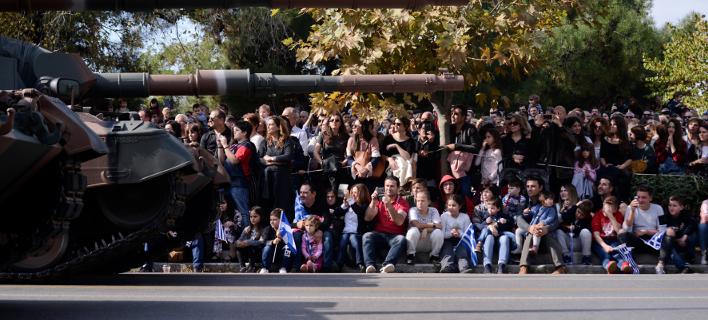 Ο θεσμός που εμπιστεύονται περισσότερο οι Ελληνες είναι ο στρατός / Φωτογραφία: InTime News