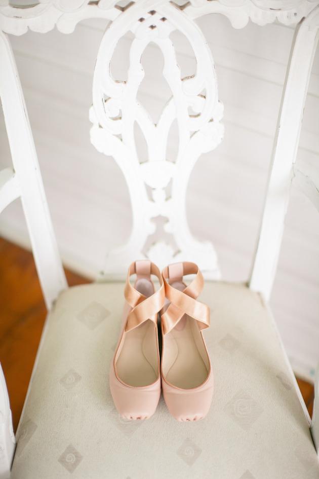 e0fc5285bf ... Τα τακούνια είναι πασέ -35 φλατ νυφικά παπούτσια  εικόνες