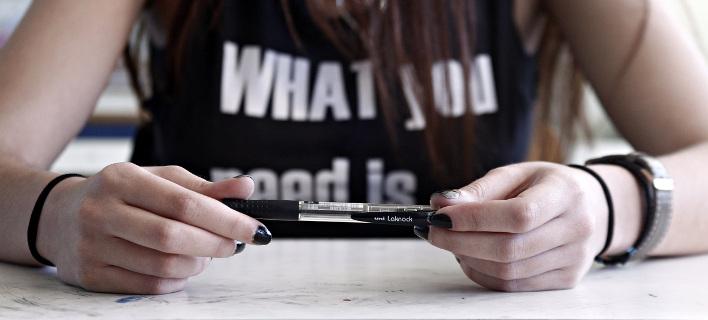 Πανελλήνιες εξετάσεις. Φωτογραφία: Alexandros Michailidis / SOOC